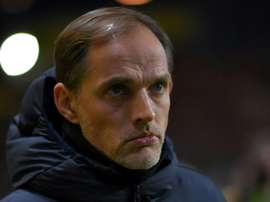 Tuchel is almost toast at PSG. AFP