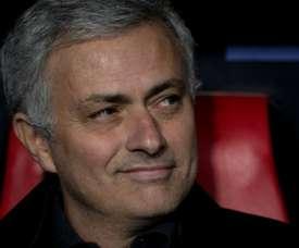 Mourinho tem estes jogadores debaixo de olho. EFE