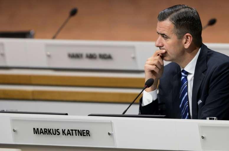 La commission d'éthique de la Fifa suspend 10 ans un ancien haut responsable. AFP