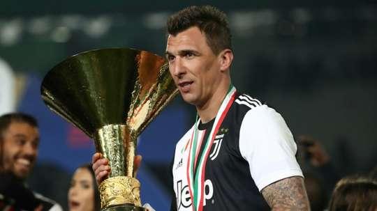 OFFICIEL : Mario Mandzukic signe à Al-Duhail. AFP