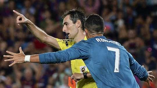 Cristiano terá que cumprir o castigo por inteiro. AFP