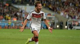 Bientôt un retour en sélection de Mario Götze ? AFP