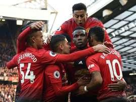 Manchester United s'intéresse à Elmas. AFP