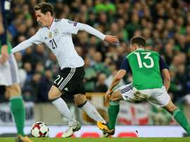 Rudy stunner helps Germany ease into World Cup finals. AFP