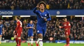 Le Brésilien Willian signe à Arsenal pour trois ans