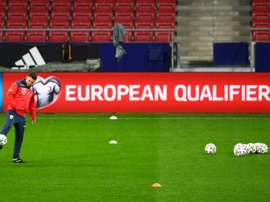 Euro-2020: la Roumanie, pays-hôte, ira en Islande en barrages. AFP