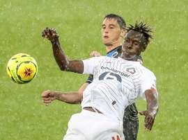 Lille battu 2-0 par le FC Bruges, champion de Belgique. afp