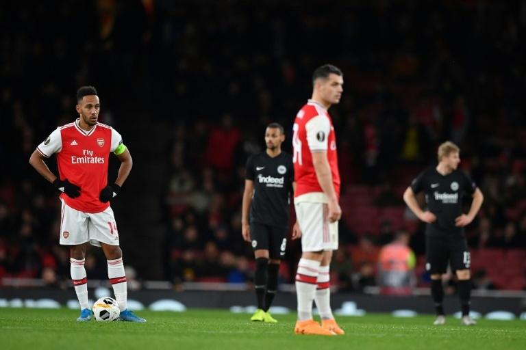 Unai Emery, despedido como entrenador del Arsenal