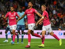 Monaco sombre à nouveau à Montpellier. AFP