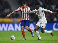 L'Atlético Madrid renoue avec le succès face à Grenade. AFP