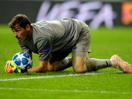 Casillas is out indefinitely due to a heart attack, but no player has taken his number. AFP