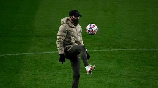 Simeone et l'Atlético, l'éternelle remise en question. afp
