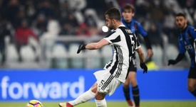 Pjanic is a target for Chelsea. AFP