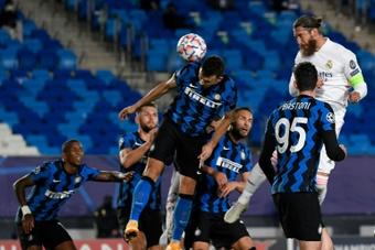 El Inter tampoco jugará la Florida Cup de este 2021. AFP/Archivo