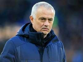 Mourinho has come under criticism. AFP