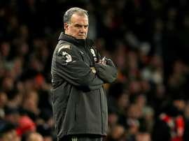 El Leeds cayó por la mínima. AFP