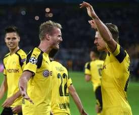 Schürrle et Philipp pourraient rejoindre la ligue russe. AFP