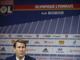 Garcia, Kombouaré, Puel, coaches frais, bancs tout neufs. AFP