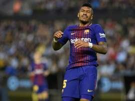 Le Barça ne gagne qu'un point. AFP