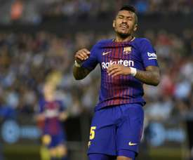 Paulinho is now back in China. AFP