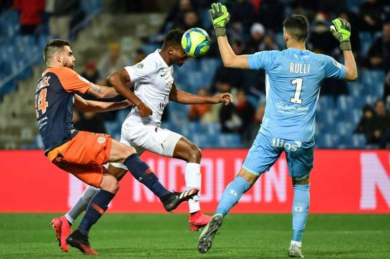 Rulli podría volver a jugar en Francia el próximo curso. AFP