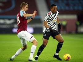 Cavani et Martial incertains contre Leipzig en C1. AFP