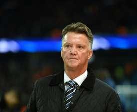 Van Gaal a refusé le poste pour des raisons personnelles. AFP