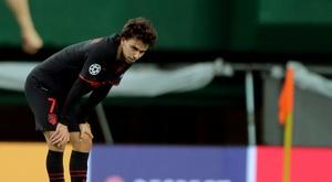 Le rêve brisé du Petit prince de Lisbonne. AFP