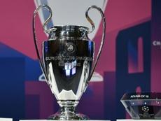 Vers un tournoi final inédit en Ligue des champions. AFP