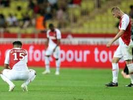 Monaco doit se ressaisir. AFP