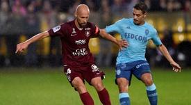 Toulouse serait intéressé par Renaud Cohade. AFP