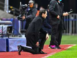 Rennes et Stéphan jouent gros à Krasnodar. AFP
