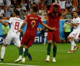 Ronaldo aurait pu donner la victoire aux siens. Goal