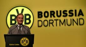 Dortmund affiche sa bonne santé financière. AFP