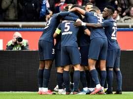 Le FC Porto vise une pépite du PSG. AFP