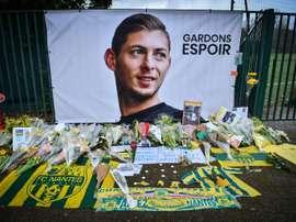 GB: deux emprisonnements pour avoir illégalement visionné l'autopsie d'Emiliano Sala. AFP