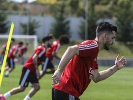 Le championnat portugais reprendra le 4 juin. AFP