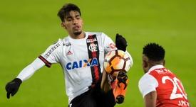 Flamengo Lucas Paqueta. AFP