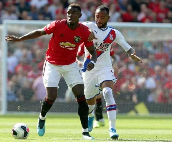 Manchester United quer garantir três renovações. AFP