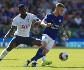 Maddison se converte em prioridade no Tottenham. AFP