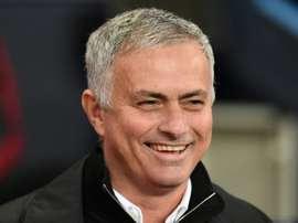 José Mourinho. aFP