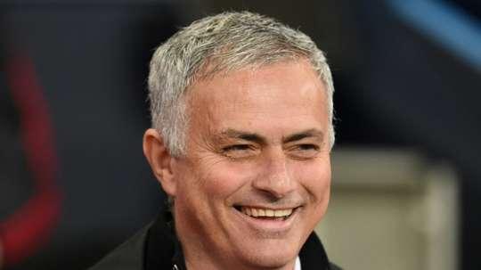 Mourinho vivra le 'Clasico' différemment. AFP