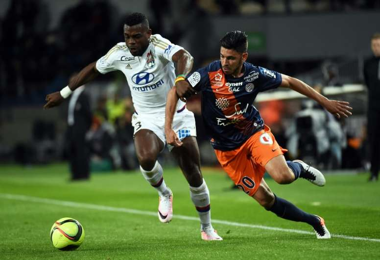 Henri Bedimo ha cambiado de Olympique. AFP