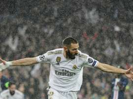 The UCL could provide a second chance for Benzema. AFP