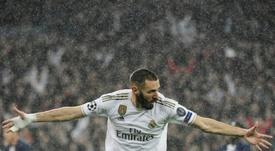Real Madrid face a tough run. AFP
