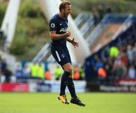 Kane es una de las sensaciones de este inicio de temporada. AFP