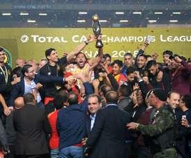 Tunis est champion d'Afrique. AFP