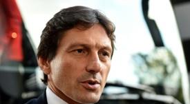 Leonardo não quer sustos com Marquinhos. AFP