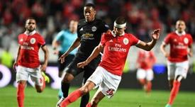 Ruben Dias is on Tottenham's agenda for next summer. AFP/Archivo
