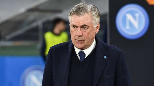 Ancelotti revealed what he said to Klopp after the game. AFP